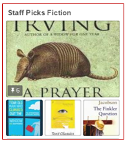 Staff Picks Fiction