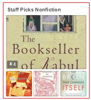 Staff Picks non-fiction