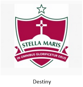 Destiny school crest